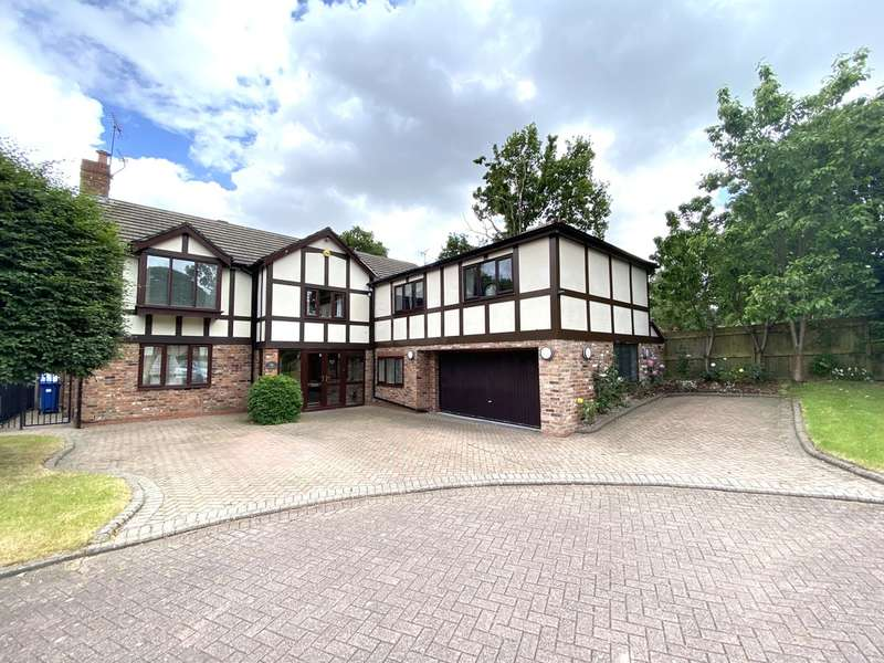 4 Bedrooms Detached House for sale in Bluebell Grove, Cheadle
