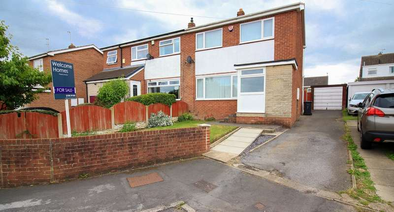 3 Bedrooms House for sale in Cheltenham Rise, Cusworth, Doncaster