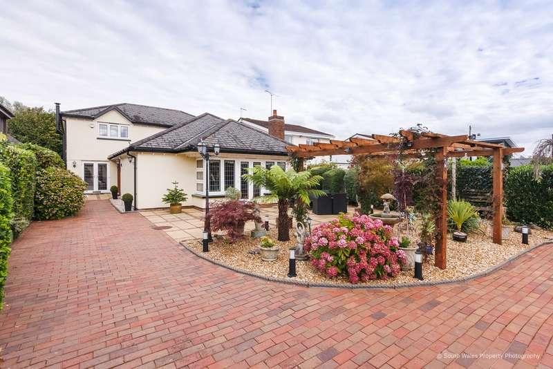 5 Bedrooms Detached House for sale in Westgate, Cowbridge, Vale of Glamorgan, CF71 7AQ