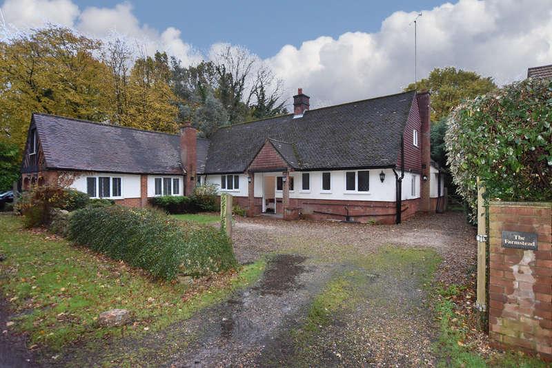 4 Bedrooms Detached House for sale in Bucknalls Lane, Garston, Watford