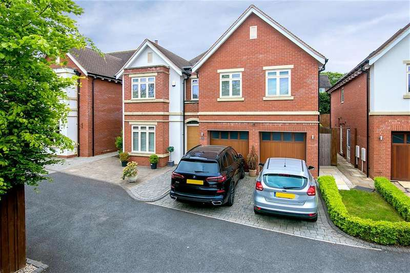 6 Bedrooms Detached House for sale in The Fairways, Little Aston, Sutton Coldfield, B74 3UG