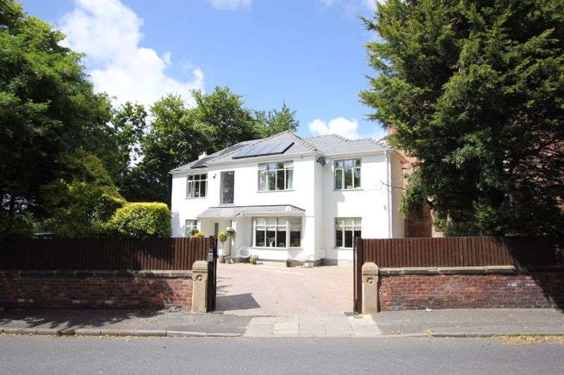 4 Bedrooms Property for sale in Ingestre Road, Oxton, Wirral