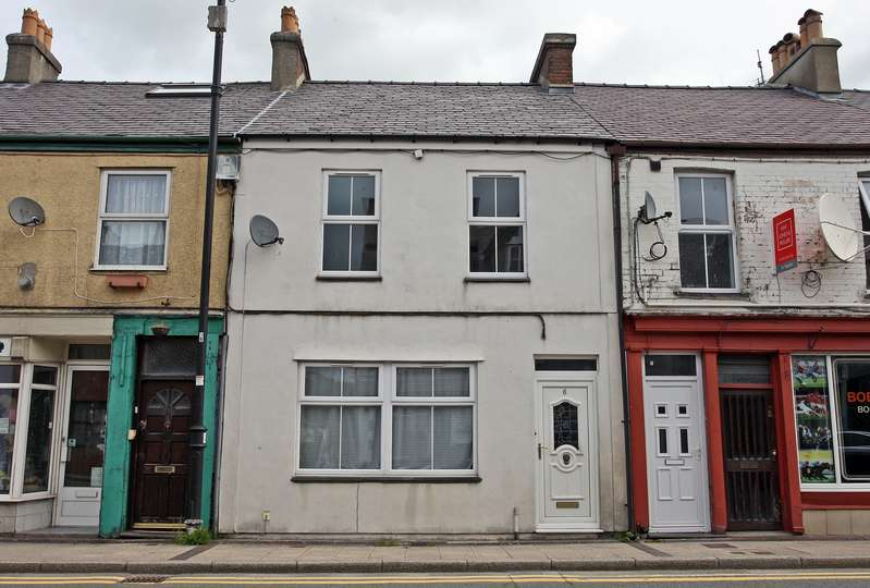 3 Bedrooms Terraced House for sale in Victoria Place, Bethesda, Bangor, LL57