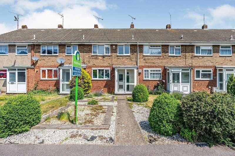 3 Bedrooms House for sale in Farnham Close, Rainham, Kent, ME8