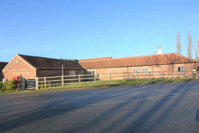 3 Bedrooms Unique Property for sale in Oxton Hill Farm, Southwell