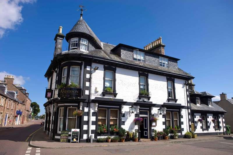 9 Bedrooms Commercial Property for sale in , The Anderson, High Street, Fortrose, Highland