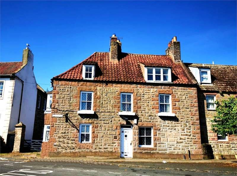 4 Bedrooms Semi Detached House for sale in 1 West End, Tweedmouth, Berwick upon Tweed, Northumberland
