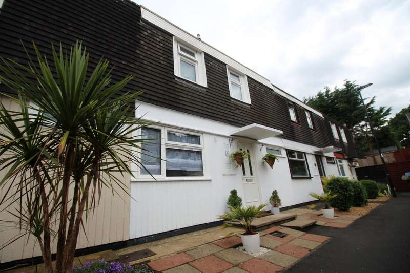 2 Bedrooms House for sale in Falaise Close, Southampton, Hampshire, SO16