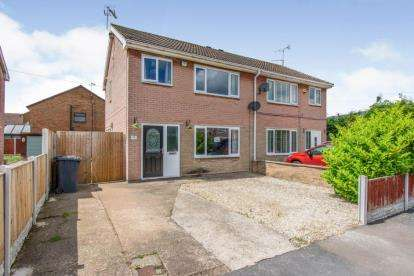 3 Bedrooms Semi Detached House for sale in St. Michaels Close, Thorne, Doncaster