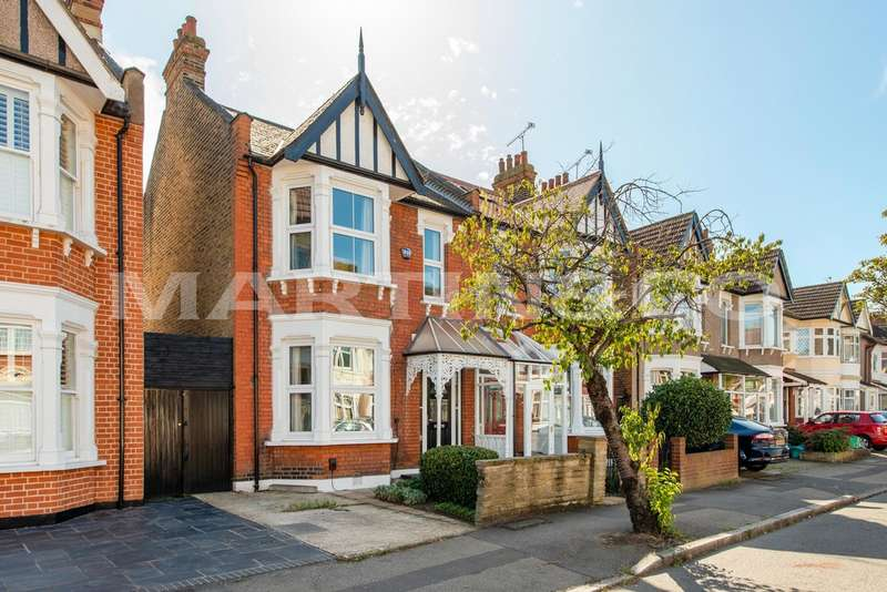 4 Bedrooms Property for sale in Woodlands Avenue, Wanstead E11