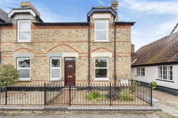 2 Bedrooms Semi Detached House for sale in Radwell Road, Milton Ernest, Bedford
