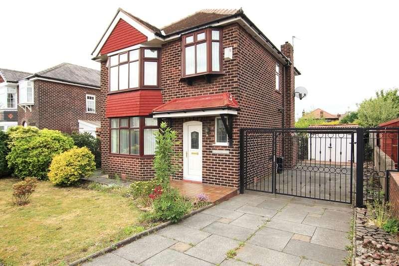 3 Bedrooms Detached House for sale in Long Lane, Warrington, WA2