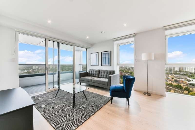 2 Bedrooms Apartment Flat for sale in Hurlock Heights, Elephant Park, Elephant & Castle SE17