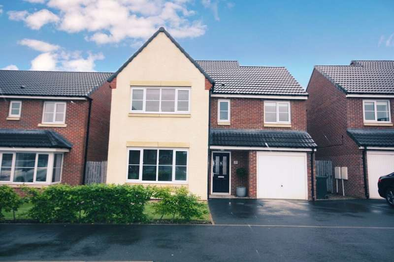 4 Bedrooms Detached House for sale in Providence Drive, Guisborough, TS14