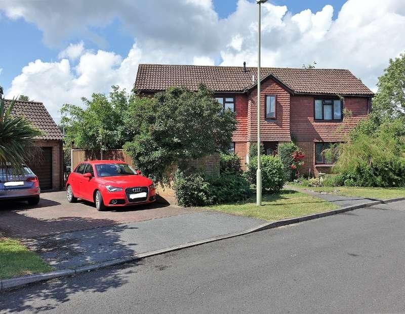 4 Bedrooms Detached House for sale in Kiln Close, Dibden Purlieu