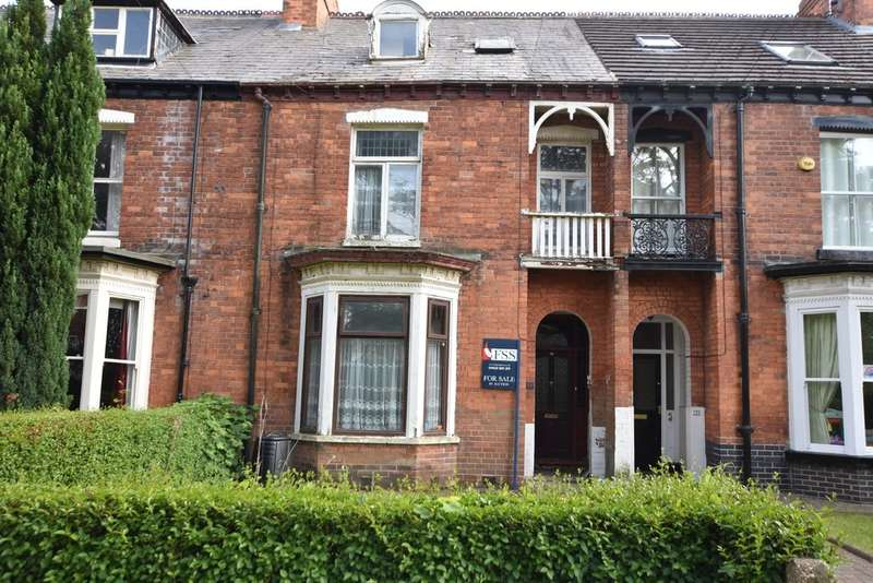 6 Bedrooms Terraced House for sale in Westbourne Avenue, Hull, HU5 3HU