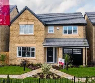 4 Bedrooms Detached House for sale in Plot 76, Garth, Valour Park, Burnley, BB12