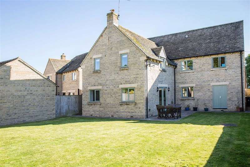 5 Bedrooms Detached House for sale in The Square, Milton Under Wychwood, Oxfordshire