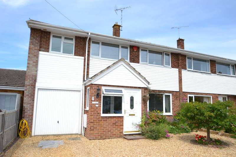 4 Bedrooms Semi Detached House for sale in Fordingbridge