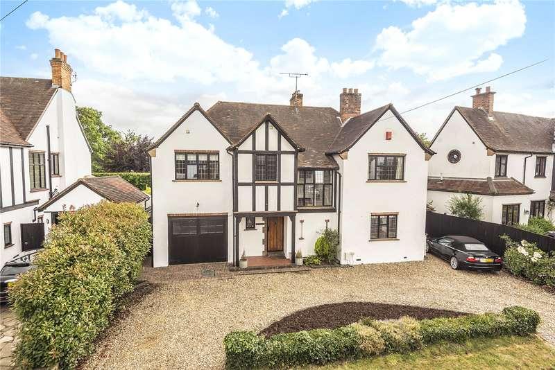 5 Bedrooms Detached House for sale in The Queensway, Chalfont St. Peter, Gerrards Cross, Buckinghamshire, SL9