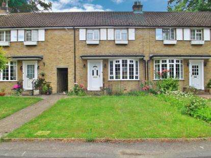 2 Bedrooms Terraced House for sale in Chandlers Ford, Eastleigh, Hampshire