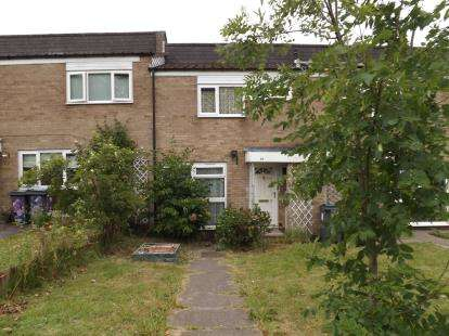 2 Bedrooms Terraced House for sale in Rushy Piece, Bartley Green, Birmingham, West Midlands