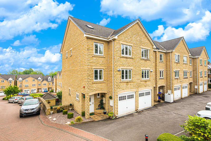 5 Bedrooms Town House for sale in Blenheim Mews, Ecclesall