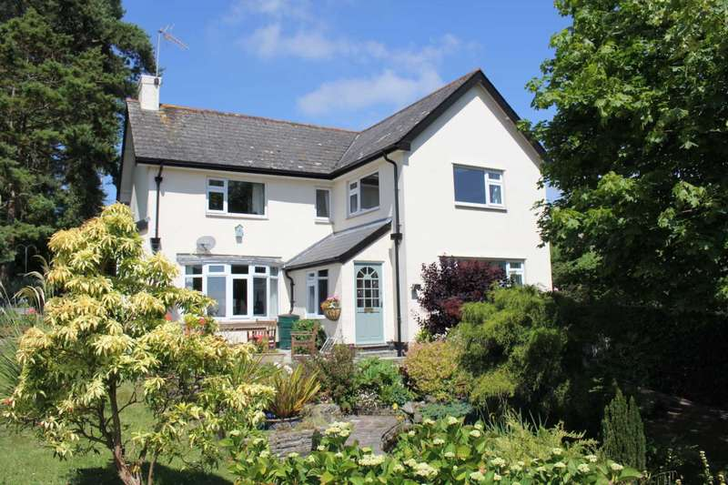 3 Bedrooms Detached House for sale in Whitwell Lane, Colyton, Devon
