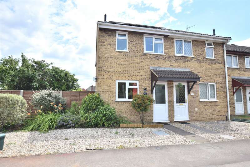2 Bedrooms End Of Terrace House for sale in Cheltenham Road East, Gloucester, Gloucestershire, GL3