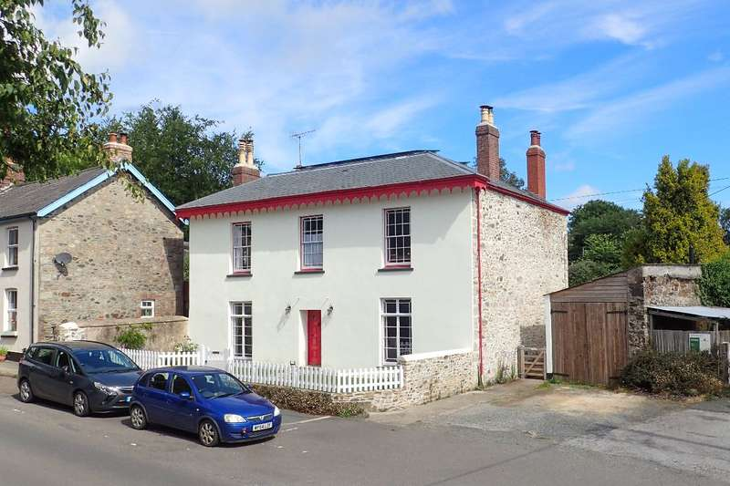 4 Bedrooms Detached House for sale in Sticklepath