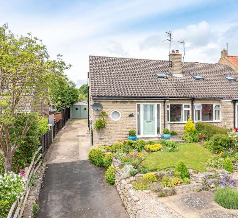 3 Bedrooms Bungalow for sale in Langhills, Church Lane, Thornton-Le-Dale, Pickering, YO18 7QL