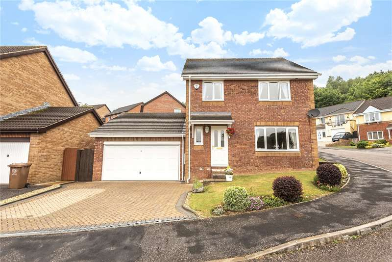 4 Bedrooms Detached House for sale in St. Peters Mount, Exeter, Devon, EX4