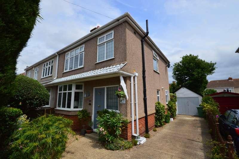 3 Bedrooms Semi Detached House for sale in Springfield Road, Bexleyheath, DA7