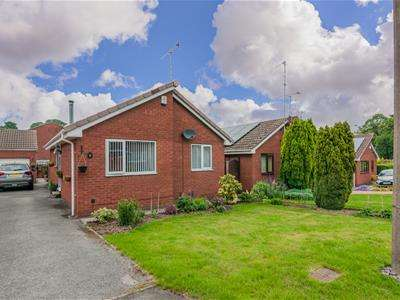 2 Bedrooms Detached Bungalow for sale in College Park Close, Rotherham