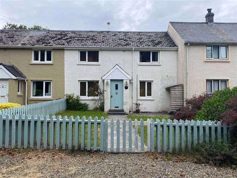 2 Bedrooms Terraced House for sale in Dan Yr Eglwys, New Moat