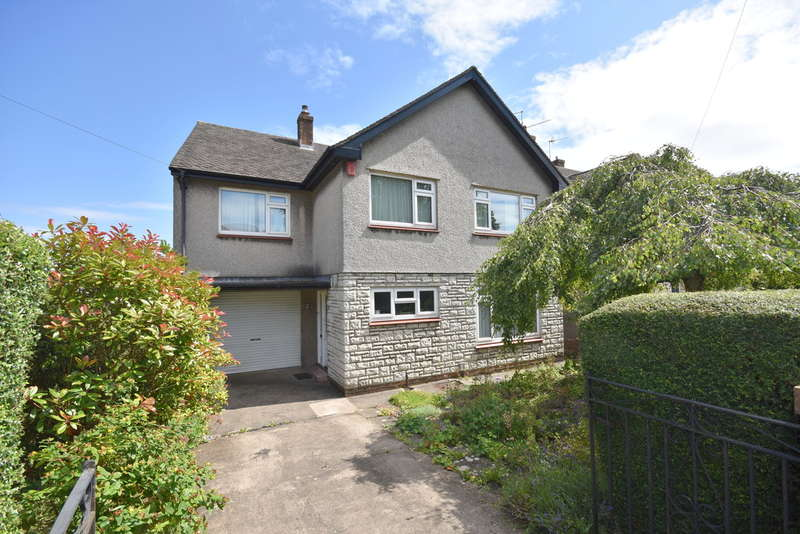 4 Bedrooms Detached House for sale in 2 St. Cyres Road, Penarth, CF64 2WQ