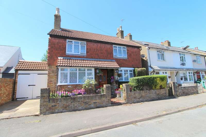 4 Bedrooms Detached House for sale in Springfield Road, Ashford