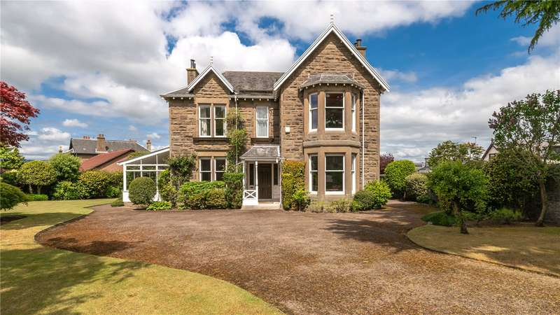 4 Bedrooms Detached House for sale in Oakdene, 229 Strathmartine Road, Dundee, Angus, DD3