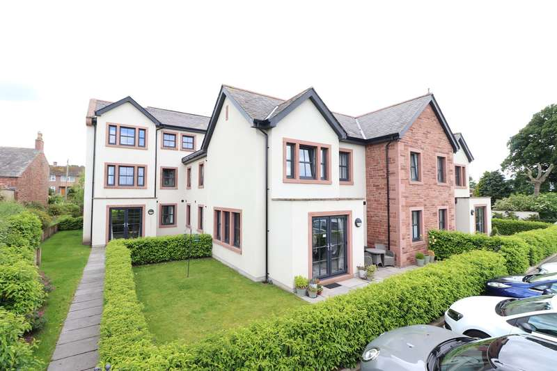 2 Bedrooms Ground Flat for sale in Skelton Court, Wetheral, Carlisle, CA4