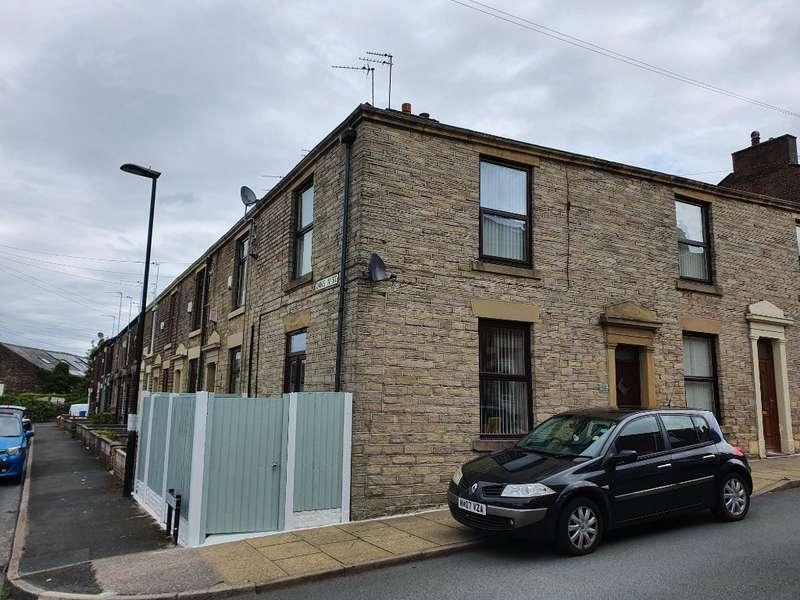 2 Bedrooms Terraced House for sale in West Street, Lees, Oldham, OL4 5AS