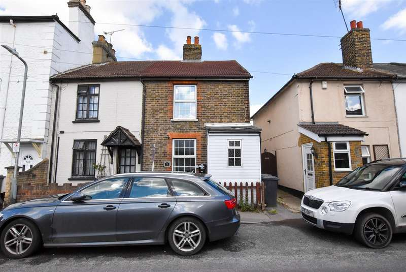 3 Bedrooms Terraced House for sale in High Street, Wouldham