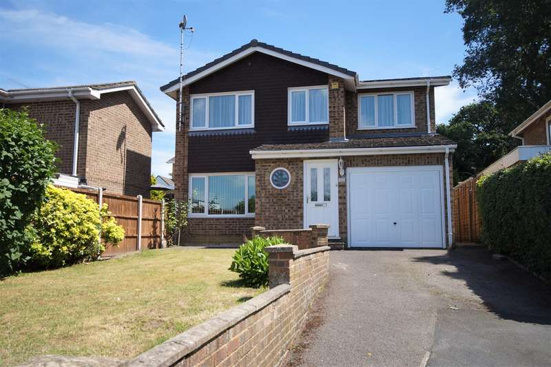 4 Bedrooms Detached House for sale in Avebury, Bracknell, RG12