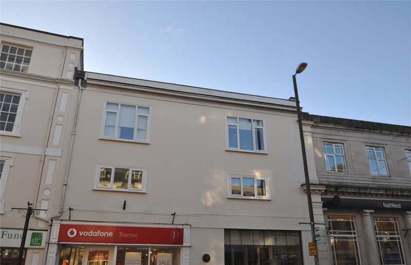 2 Bedrooms Apartment Flat for sale in Fore Street, Tiverton, Devon, EX16