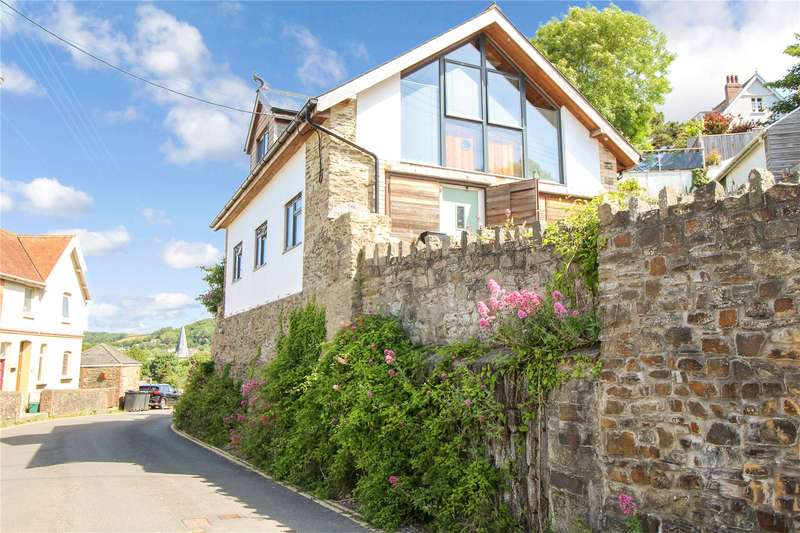 3 Bedrooms Detached House for sale in East Hill, Braunton, Devon, EX33