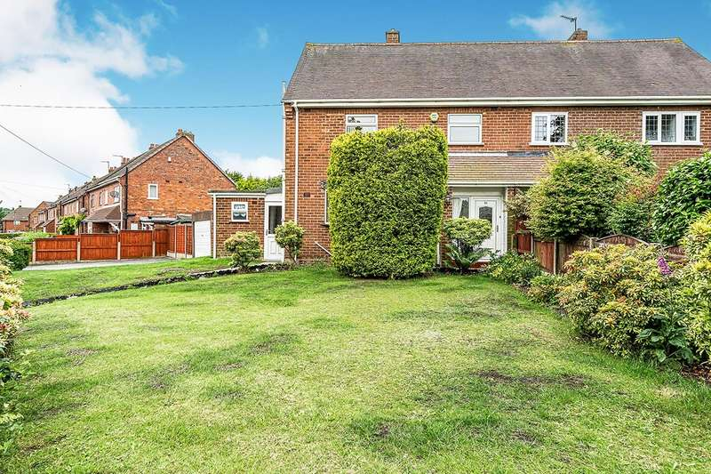 3 Bedrooms Semi Detached House for sale in Edward Road, Tipton, West Midlands, DY4