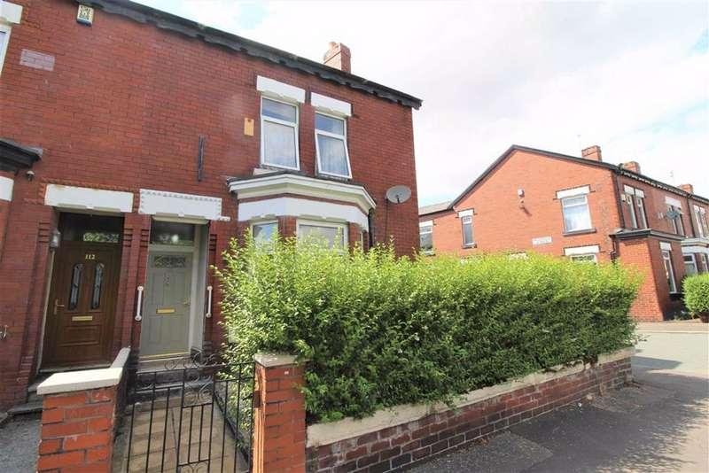 4 Bedrooms End Of Terrace House for sale in Clarence Road, Manchester