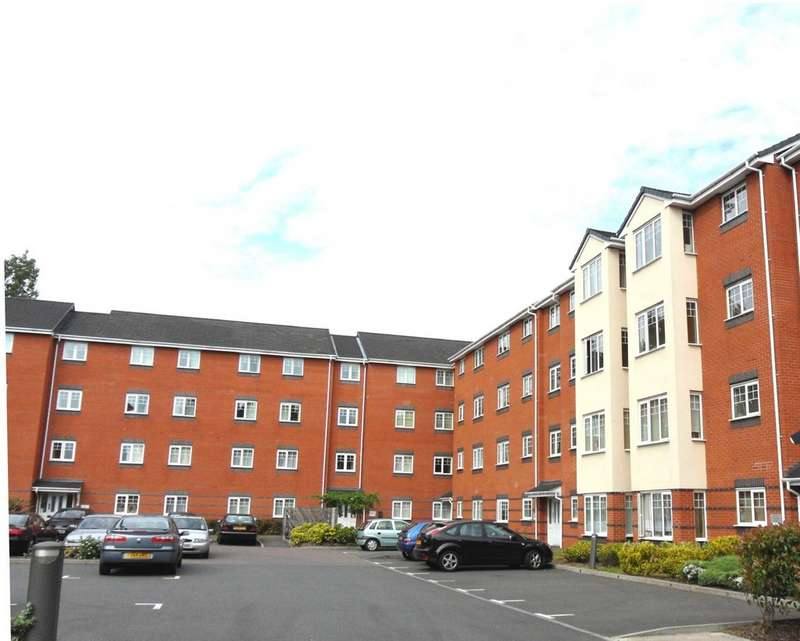 Property for rent in Rathbone Court, Coventry CV6