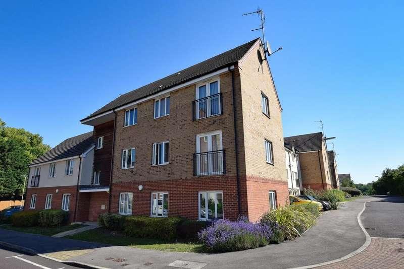 2 Bedrooms Flat for sale in Skippetts Gardens, Basingstoke, RG21