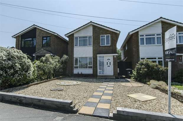 3 Bedrooms Detached House for sale in Fair Oak Road, Fair Oak, EASTLEIGH, Hampshire