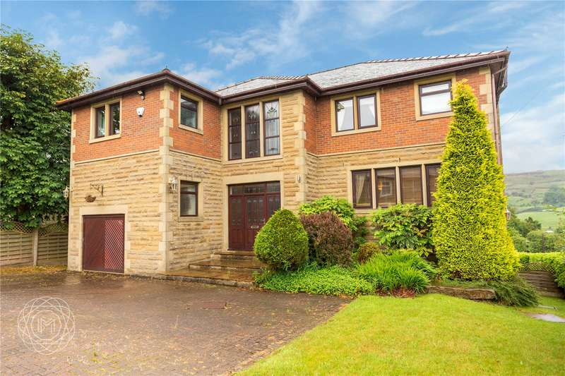 5 Bedrooms Detached House for sale in Newchurch Road, Rossendale, Lancashire, BB4